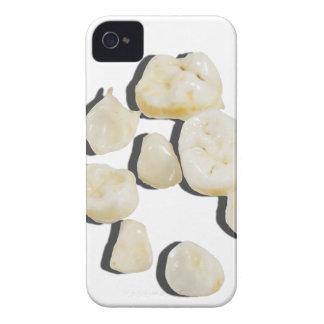BabyTeeth033113.png iPhone 4 Case-Mate Cases