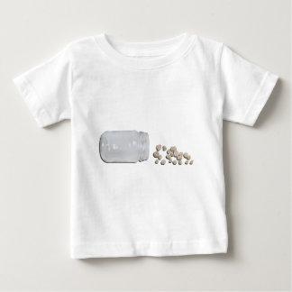 BabyTeethJar033113.png Baby T-Shirt