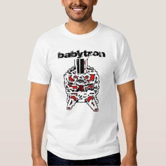 Babytron Script I T-shirt