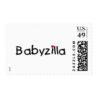 Babyzilla Sellos