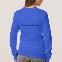 BAC Women's Basic Long Sleeve T-Shirt