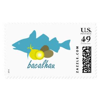 Bacalhau Postage