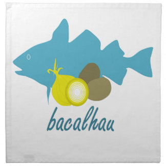Bacalhau Servilletas De Papel