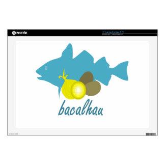 "Bacalhau Skins For 17"" Laptops"