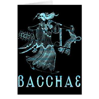 Bacchae Card