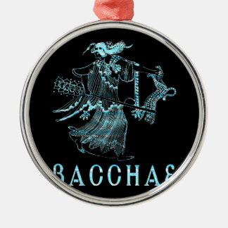 Bacchae Metal Ornament