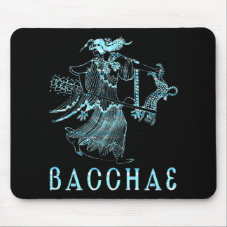 Bacchae Mouse Pad