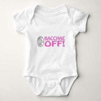 Bacchae Off Baby Bodysuit