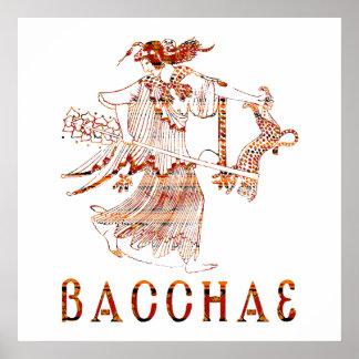 Bacchae Poster