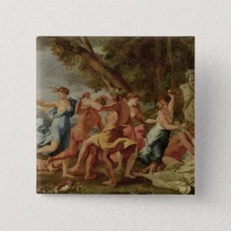 Bacchanal before a Herm, c.1634 Button