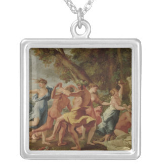 Bacchanal before a Herm, c.1634 Pendants