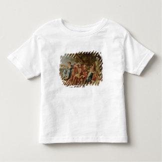 Bacchanal before a Herm, c.1634 Toddler T-shirt
