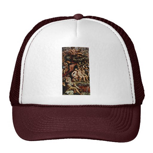 Bacchanal Detail By Zuccari Taddeo (Best Quality) Trucker Hats