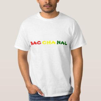 Bacchanal, white T-Shirt