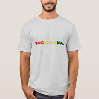 Bacchanal white T-Shirt