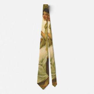 Bacchante 1894 tie