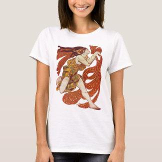 ´Bacchante´, costume - Ballets Russes T-Shirt