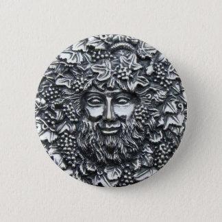 Bacchus 1 pinback button
