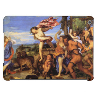 Bacchus and Ariadne by Titian Case For iPad Air