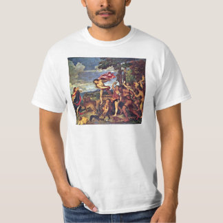 """Bacchus And Ariadne """" By Tizian (Best Quality) Shirts"""