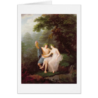 Bacchus and Ariadne Card