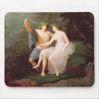 Bacchus and Ariadne Mouse Pad