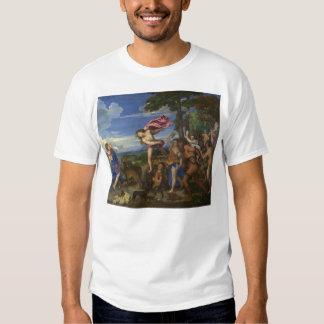Bacchus and Ariadne Shirt