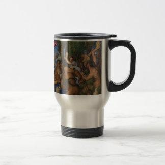 Bacchus and Ariadne Travel Mug