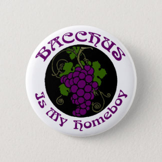 """""""BACCHUS"""" Button"""