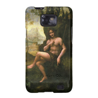 Bacchus, c.1695 (oil on canvas) samsung galaxy SII cases