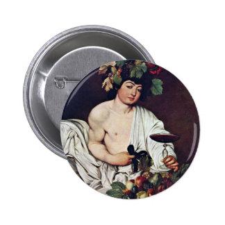 Bacchus de Miguel Ángel Merisi DA Caravaggio Pins