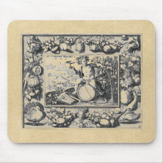 Bacchus God of Wine Mouse Pad