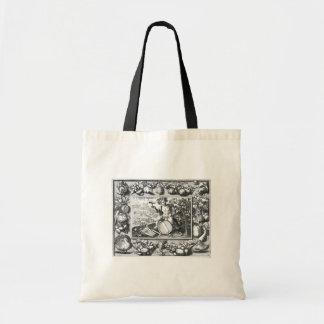 Bacchus God of Wine Tote Bag