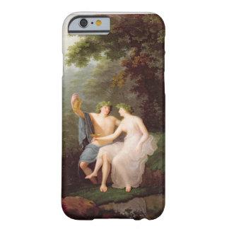 Bacchus y Ariadne Funda De iPhone 6 Barely There