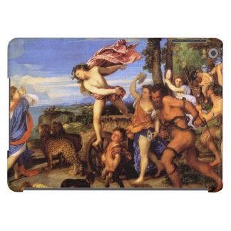 Bacchus y Ariadne por Titian