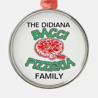 BACCI PIZZA ORNAMENT