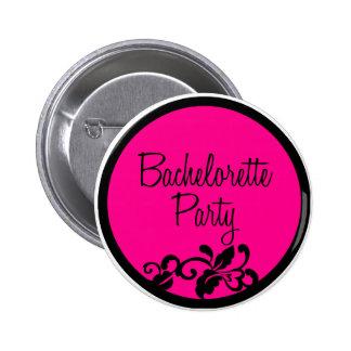 bach-2 pinback buttons