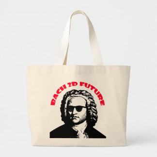 Bach 2D Large Tote Bag