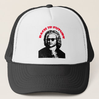 Bach 2D Trucker Hat