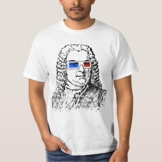 Bach 3d t shirt