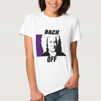 Bach apagado polera