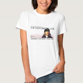 Bach 'Baroque 2 Da Bone' Tour (Front Only) T Shirt