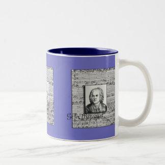 Bach Baroque Music Mug