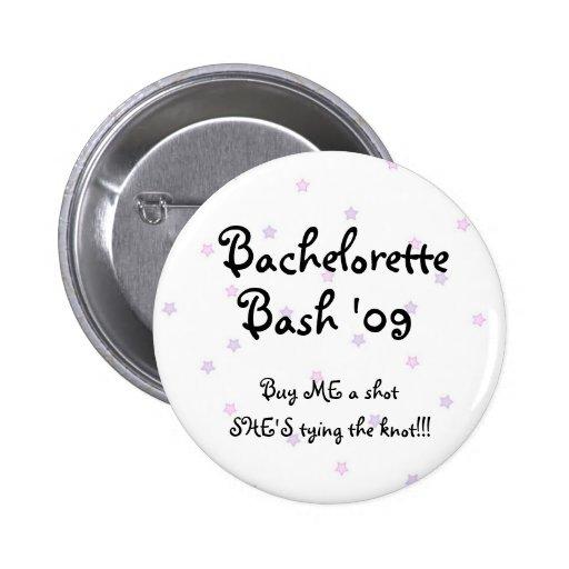 Bach Bash '09 Pinback Button