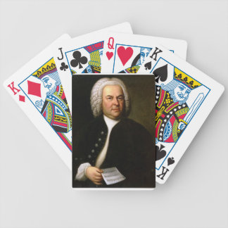 bach bicycle playing cards