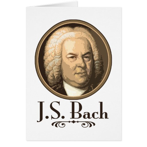 Bach Cards