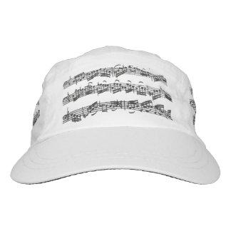 Bach Cello Suite Music Manuscript Headsweats Hat