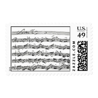 Bach Cello Suite Postage