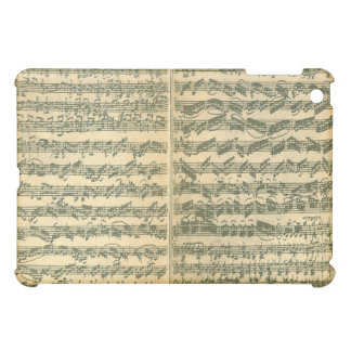 Bach Chaconne IPad Cover