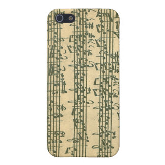 Bach Chaconne iPhone 5 case